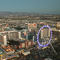 Las Vegas city air tour with Maverick Helicopters