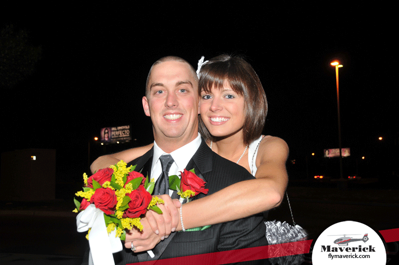 Plan a romantic proposal in Las Vegas with Maverick Helicopters.