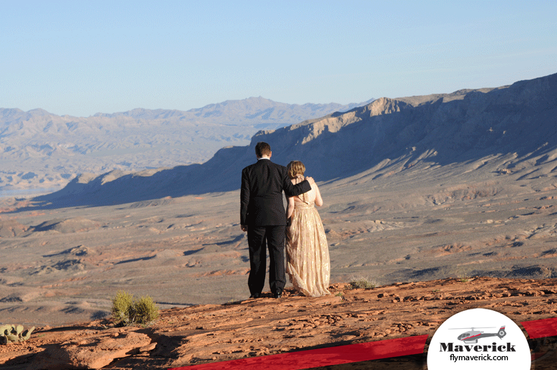 Valley of Fire Helicopter Weddings in Las Vegas