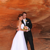 A beautiful, stunning backdrop for your wedding day at the Valley of Fire.