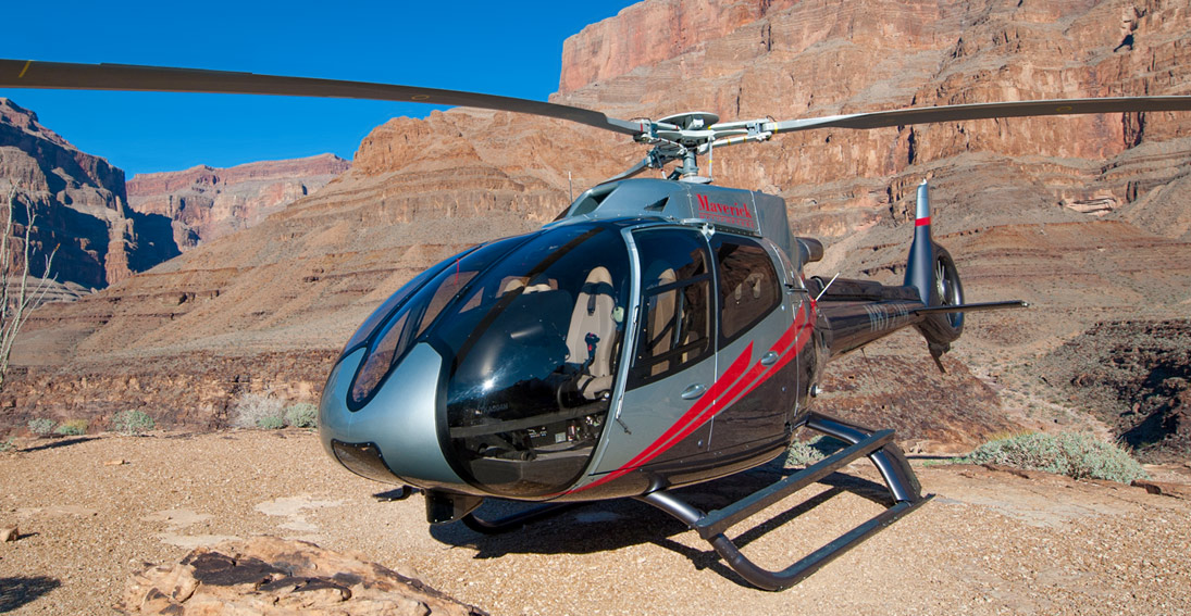 Our private landing 3,500 feet below the rim is the perfect location to propose to that special someone