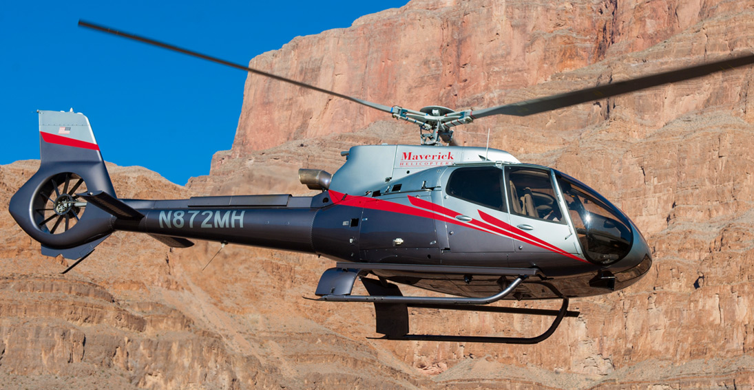 Fly through the wonder of the Grand Canyon on your way to the Valley of Fire