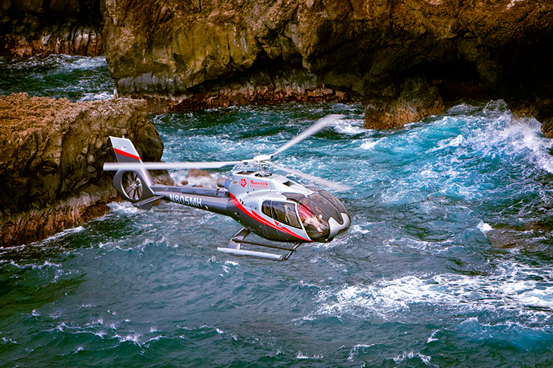 Helicopter Tour In Maui  Maui Spirit With Maverick Helicopters  18088937999